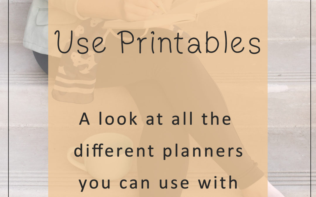 How You Can Use Printables