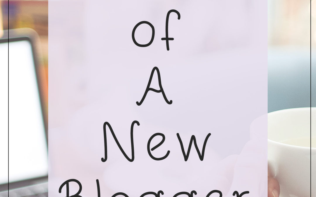 Woes Of A New Blogger